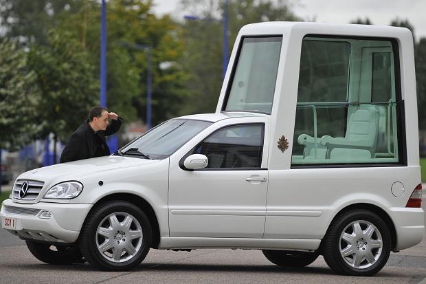 Popemobile